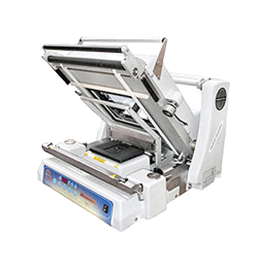 Minipack Ministretch Semi-Automatic Wrapper