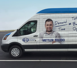 METTLER TOLEDO Equipment Demonstrations Right at your Doorstep