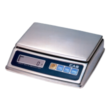 CAS Low Profile Portion Scale (PW II)